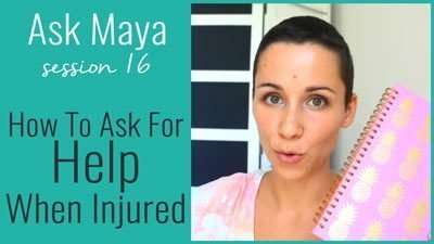 How To Ask For Help When Injured