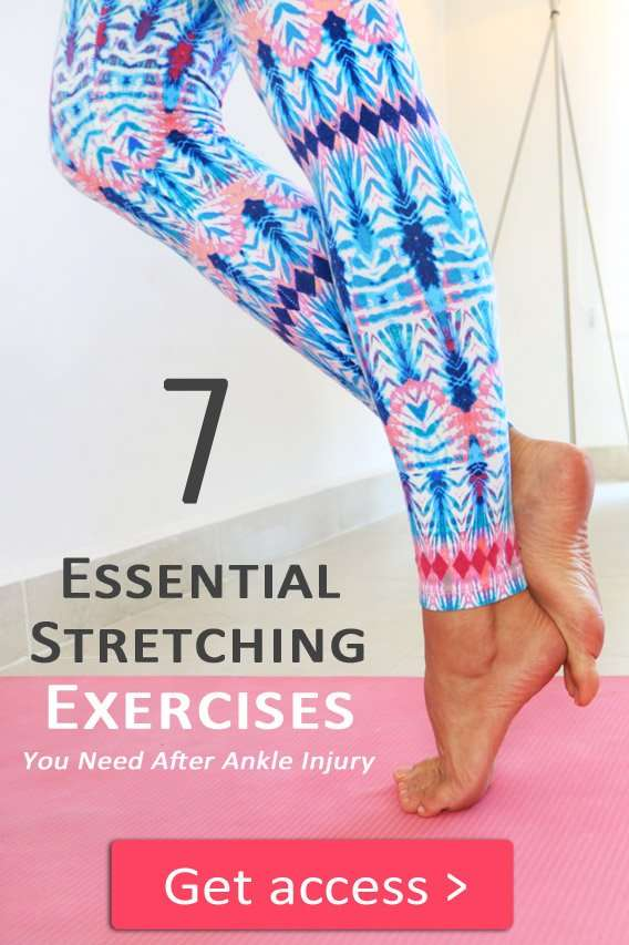 7 Essential Ankle Stretching Exercises