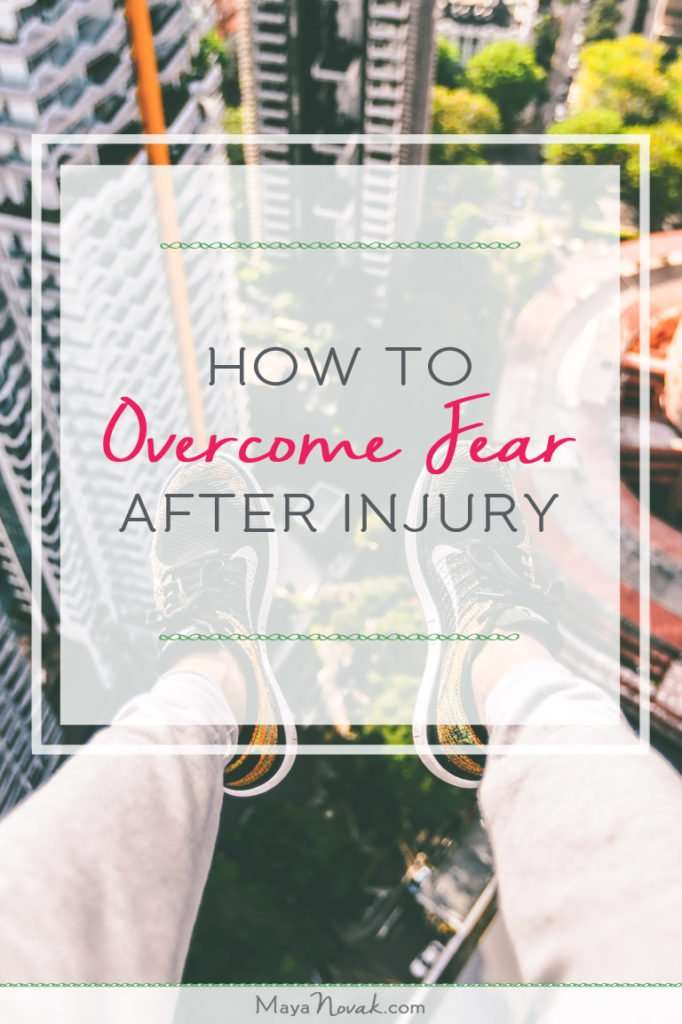 How to Overcome Fear after Injury