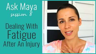 Dealing With Fatigue After An Injury