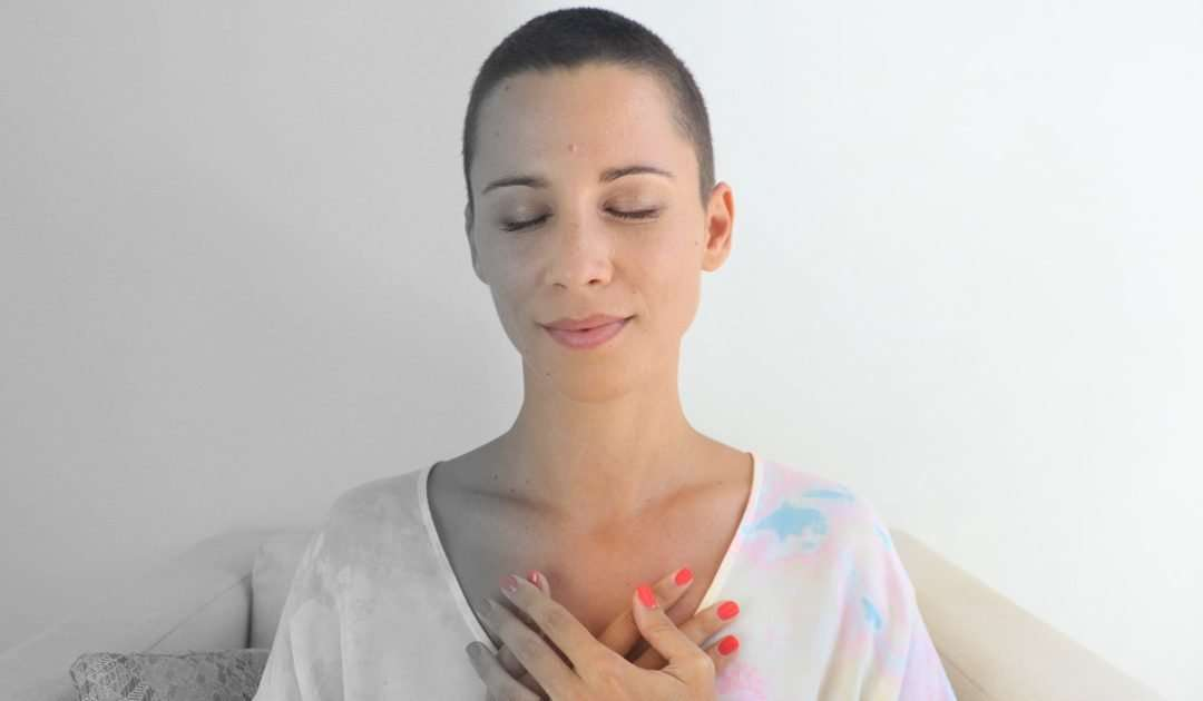 Dissolving Sickness Meditation / Visualization