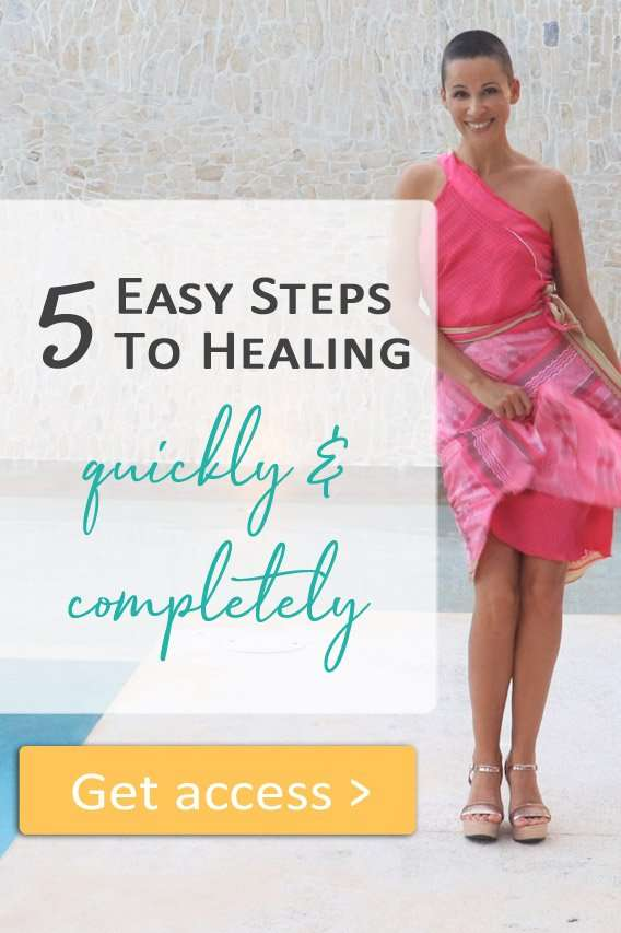 5 Easy Steps To Healing Quickly & Completely